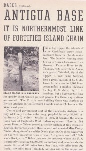 As reported in Life magazine, 7th April 1941