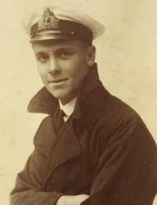 Captain Oliver Gordon