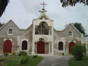 St George's church, Fitches Creek