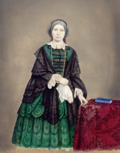 Louisa Manning Heath née Ledeatt married George Francis Carew Peter of Harlyn, Cornwall. Their daughter,  Eliza Mary Monica Peter, married Oliver Nugent MBE of Antigua in 1876