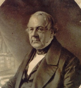 William Peter of Harlyn and Chiverton, Cornwall, father of Robert, grandfather of Eliza Mary Monica, wife of Oliver Nugent MBE