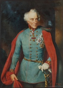 Count Laval Nugent of Austria